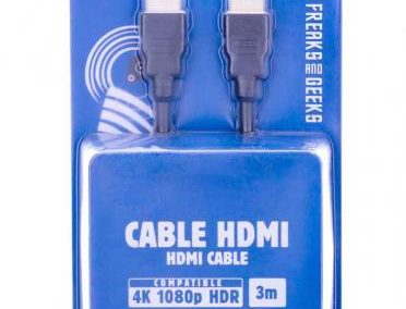 Câble HDMI ETHERNET 1.4 (3m) 4K