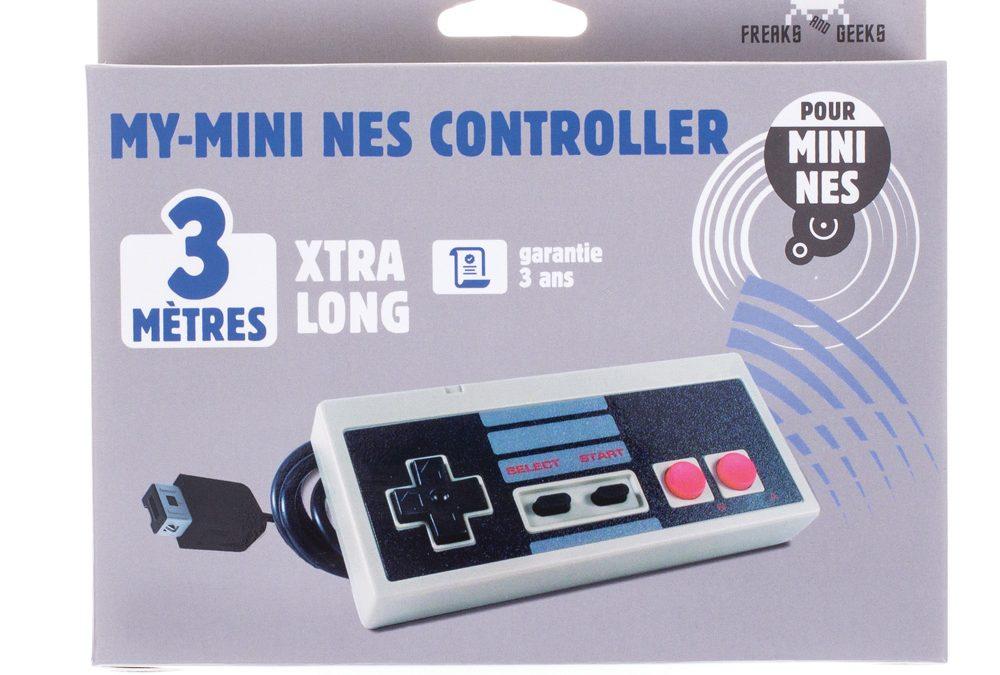 Manette Compatible Mini NES