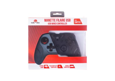 Manette filaire pour Switch