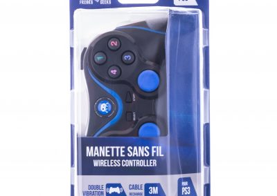 Manette sans fil PS3 bluetooth
