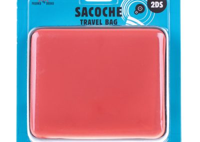 Sacoche 2DS Rouge